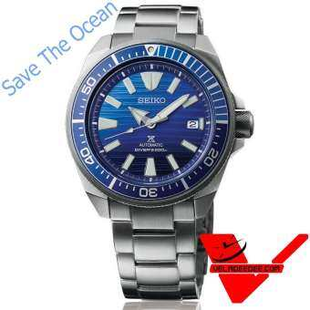 Veladeedee SEIKO Prospex Save The Ocean Samurai Special Edition Automatic  รุ่น SRPC93K1