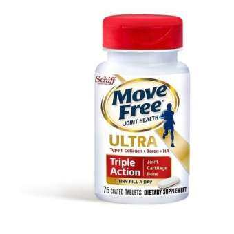 Move Free Ultra Triple Action Joint Supplement, 75 Count