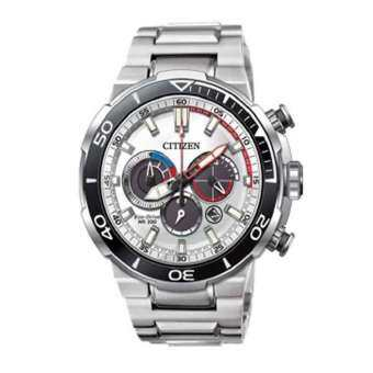 CITIZEN Eco-Drive Chronograph ผู้ชาย - CA4250-54A (PR50)