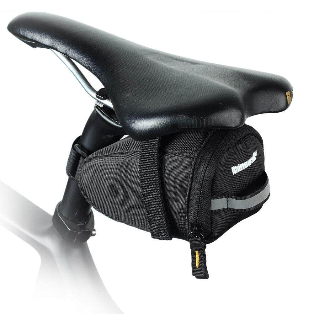 RHINOWALK T603 Cycling Ultraling Seat Post Bag Road Bike Buckle Pannier Bicycle Saddle Pouch MTB Bolsa De Selim Bicicleta