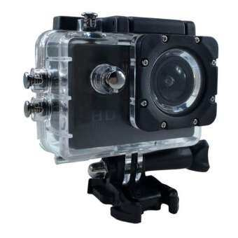 "Ck Mobile Sport Action Camera 2.0"" LCD Full HD 1080P No WiFi (สีดำ)"