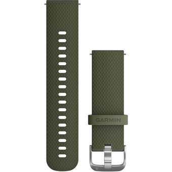 Quick Release Bands (20 mm) Moss for vivoactive 3