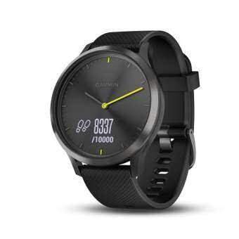 Vivomove HR Sport (Black)