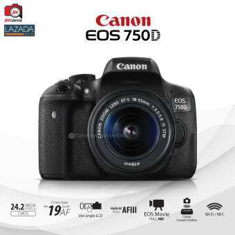 CANON EOS 750D KIT 18-55 IS III