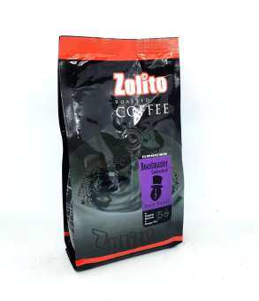 กาแฟคั่วบด zolito สำหรับ filter , french press Dark Roast  250 g.  Zolito ground coffee 250 g. for Filter , French Press , Plunger Pot