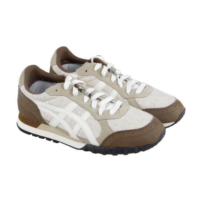 Onitsuka Tiger รองเท้าผ้าใบ UNISEX รุ่น COLORADO EIGHTY-FIVE - Wool Pack รหัส D6E8N
