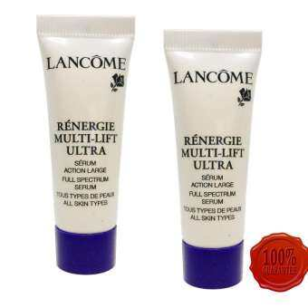 LANCOME Renergie Multi Lift Ultra Serum (10ml. x 2 หลอด)