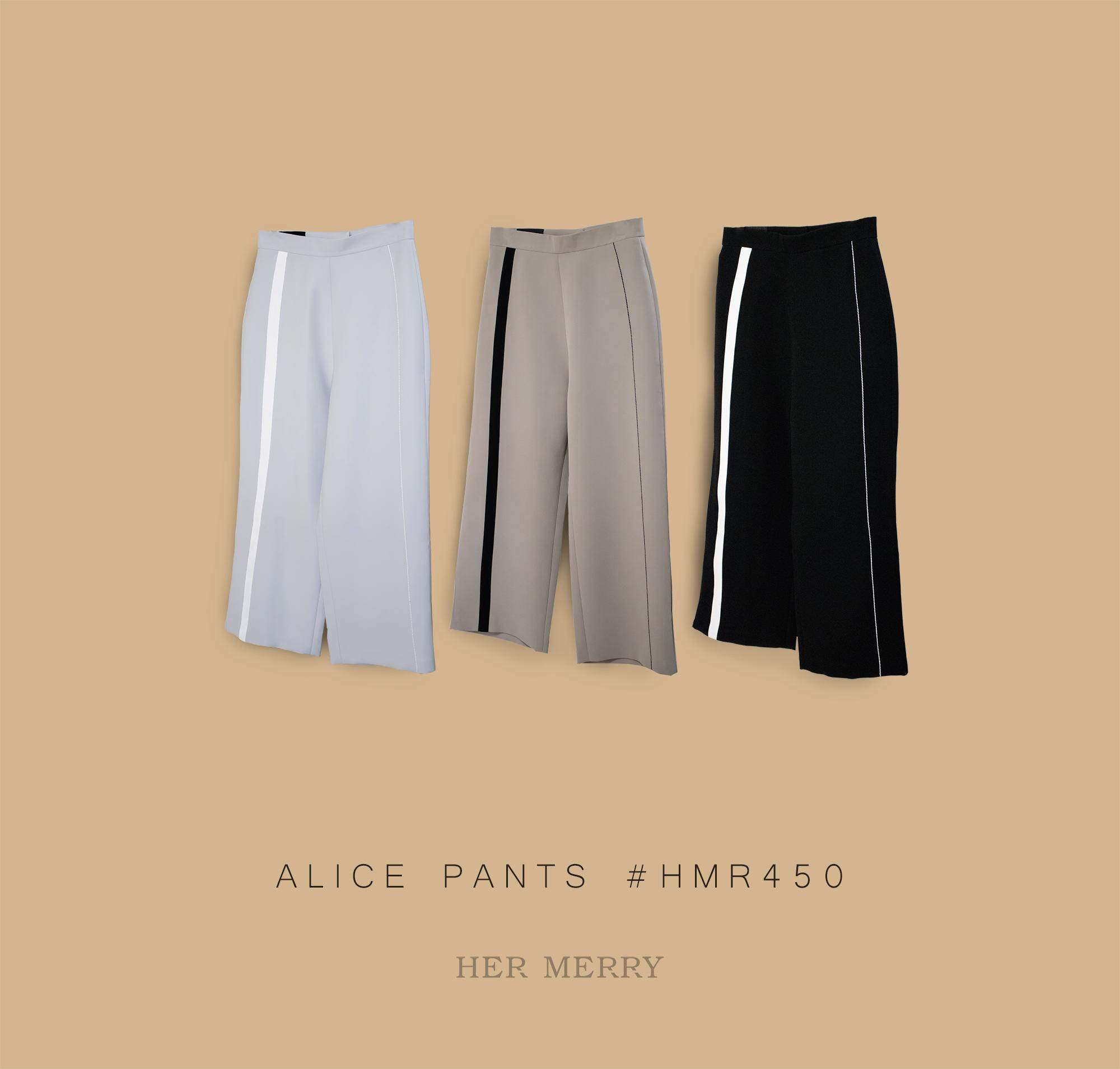 Her Merry Brand: Alice Pants