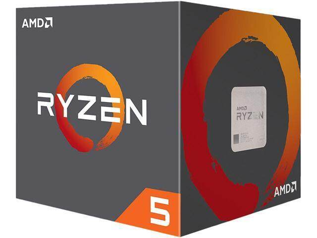 CPU AMD Ryzen 5 2600 Processor 6C/12T 3.4GHz - AM4