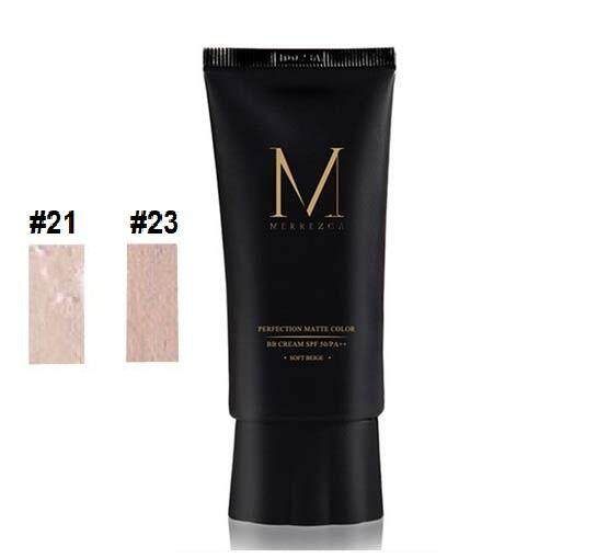 MerrezCa Perfection Matte Color BB Cream SPF50/PA++
