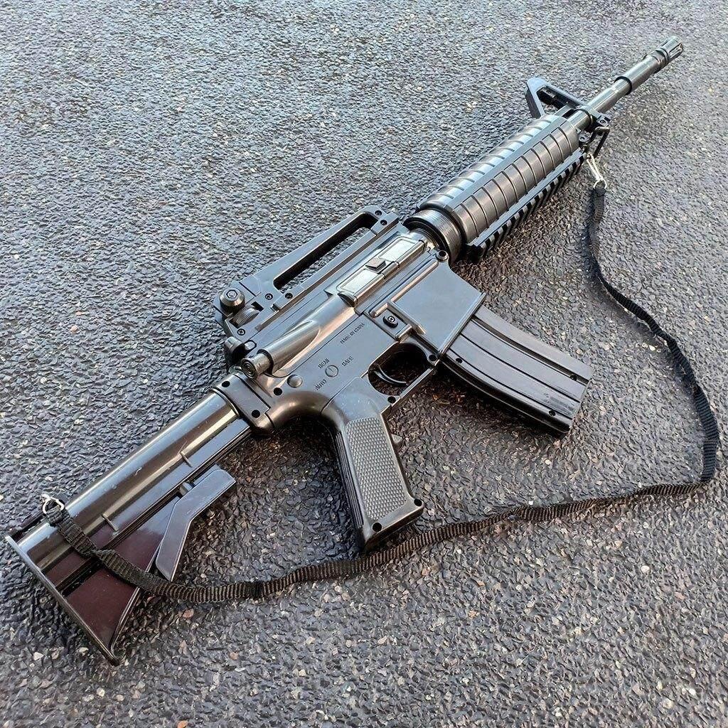 KhoaOat Toys ปืนอัดลม M16-A1D