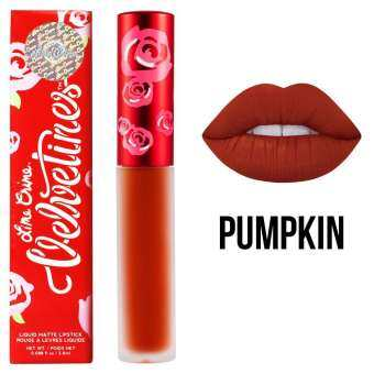 Lime Crime Velvetines Pumpkin By Lime Crime Thailand