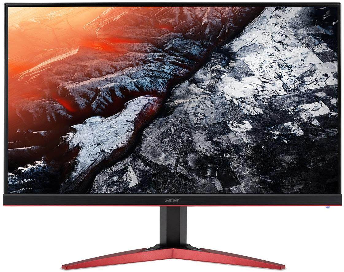 "Acer Monitor Gaming LED 27"" KG271Bbmiipx (240Hz) Input Signal : HDMI x 2,DisplayPort(1.2),Audio out"