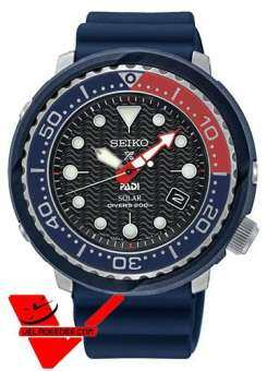นาฬิกาผู้ชาย SEIKO PADI Prospex Tuna Special Edition Drivers 200M Solar Men's Watch รุ่น SNE499P1