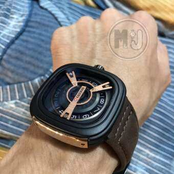 KADEMAN Watch Dark Brown (100% New)