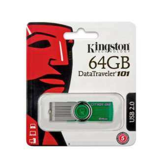 Kingston Portable Metal DT101 G2 64GB USB Flash Drive