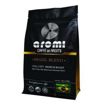 Caffe De Aromi Brazil Blend Whole Bean coffee (2 x 200g)