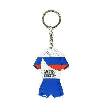 RUSSIA  Keychain - 2018 Fifa World Cup Russia