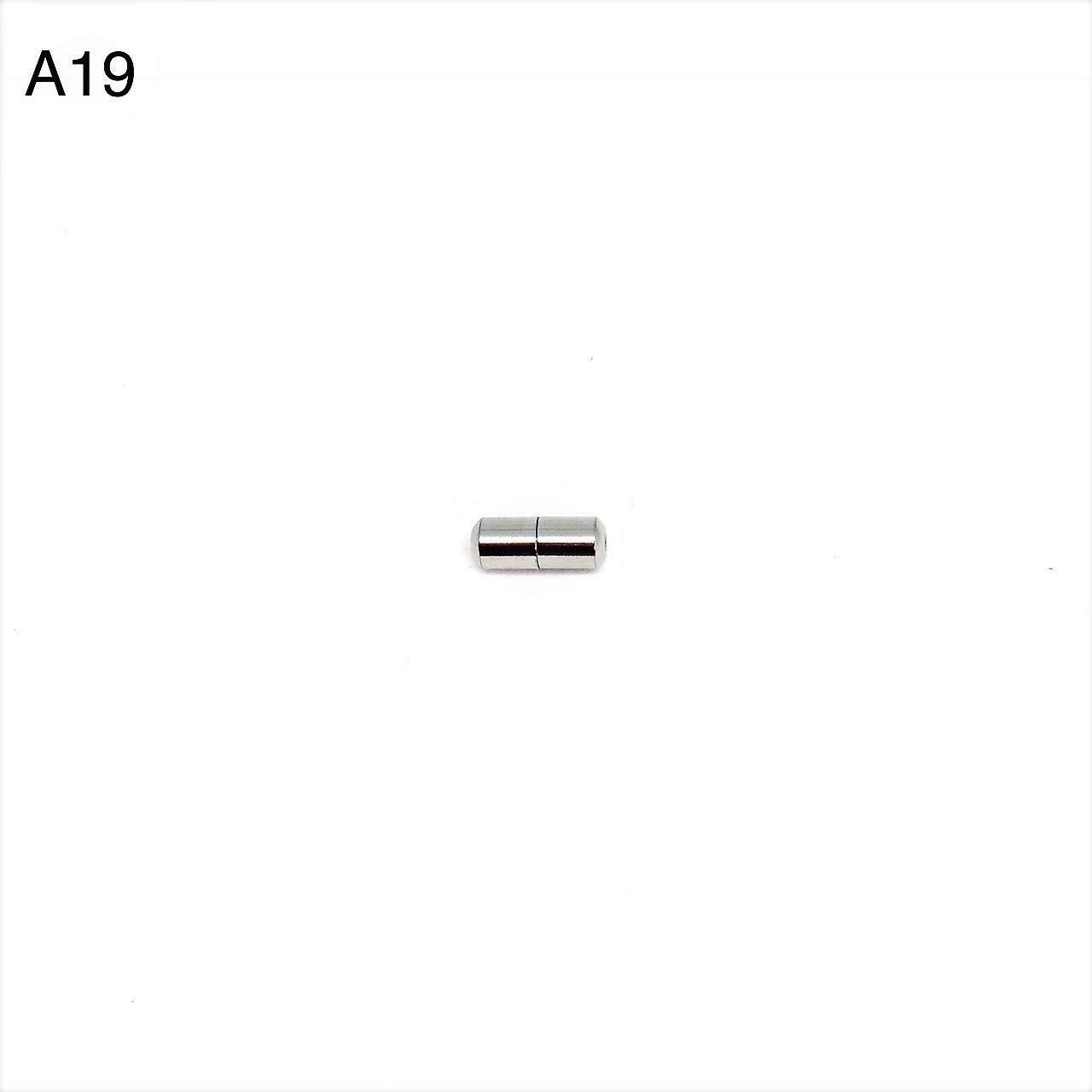 CJ-CHUENJAII แคปซูนจบสร้อยแบบเรียบ รหัส A19