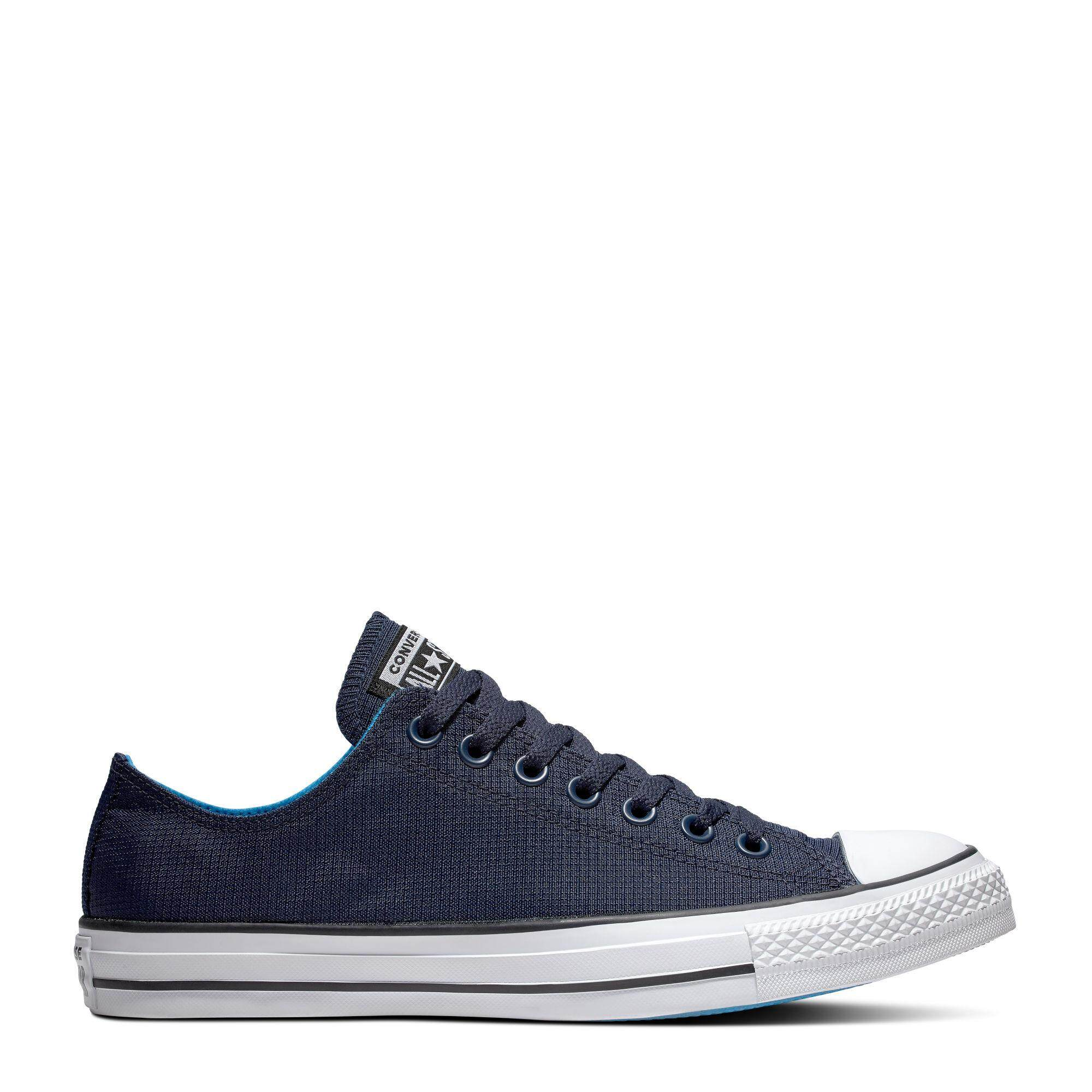 [XMAS] CONVERSE CHUCK TAYLOR ALL STAR LIGHTWEIGHT NYLON - OX - OBSIDIAN/BLUE HERO/WHITE - 162411C
