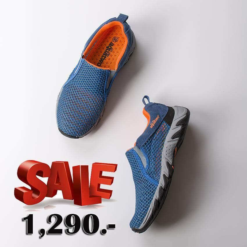 SALE !! รองเท้าใส่เดินเล่น ผู้ชาย รองเท้าใส่เที่ยว ปีนเขาก็สบาย ลุยน้ำก็สะดวก ใส่เดินชิวในเมือง ระบายอากาศ Aquatwo รุ่นขายดีที่สุด