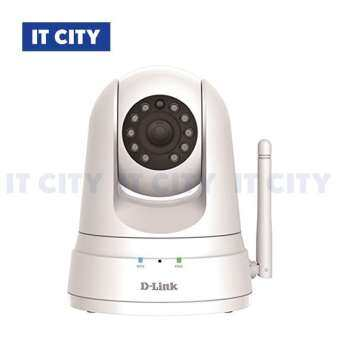 D-LINK DCS-5030L Cloud Wireless HD PTZ IP Camera