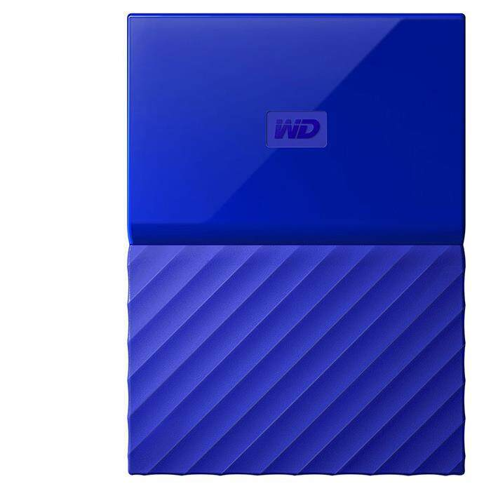 WD HDD Ext 2TB My Passport Slim 2.5 USB3.0