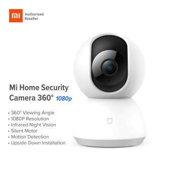 Mi Home Security Camera 360° – 1080p – Mi-Store Shop