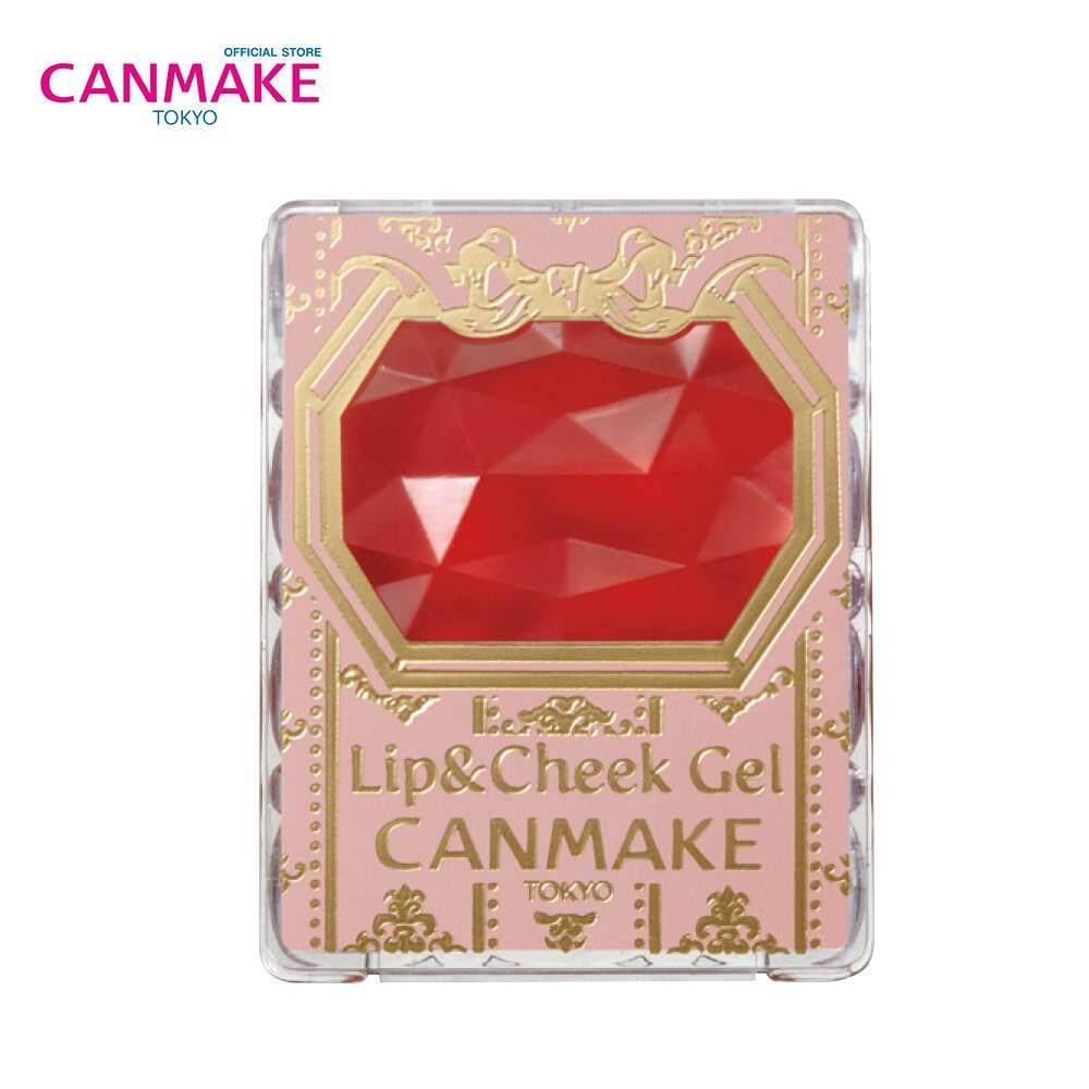 Canmake Lip & Cheek Gel บลัชออนเนื้อเจล (1.5g)
