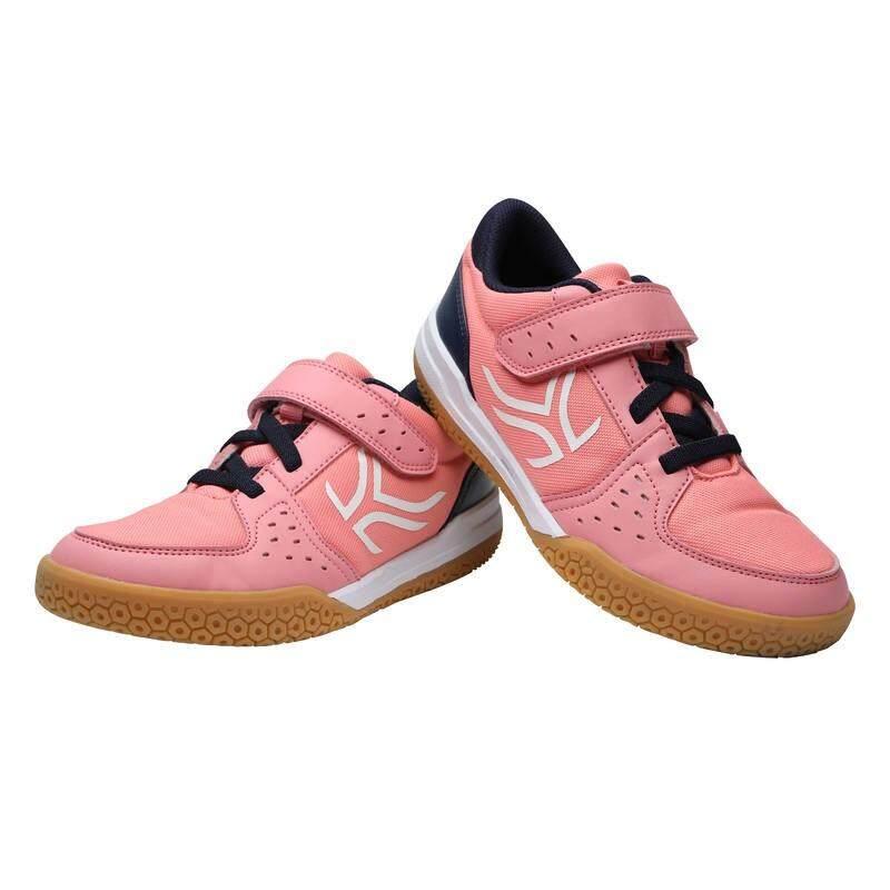 รองเท้าแบดมินตันสำหรับเด็กรุ่น BS730 JR (สีชมพู)