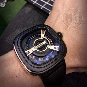 KADEMAN Watch Black