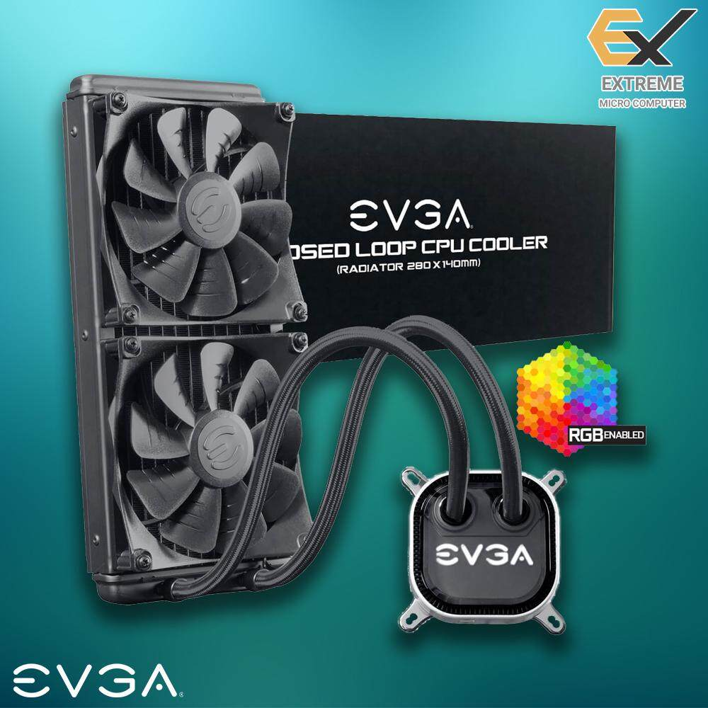 EVGA CLC 280 Liquid CPU Cooler