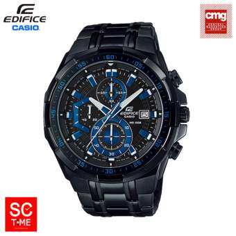 Casio Edifice ชาย EFR-539BK-1A2VUDF