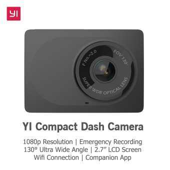 Yi Compact Dash Camera (US)