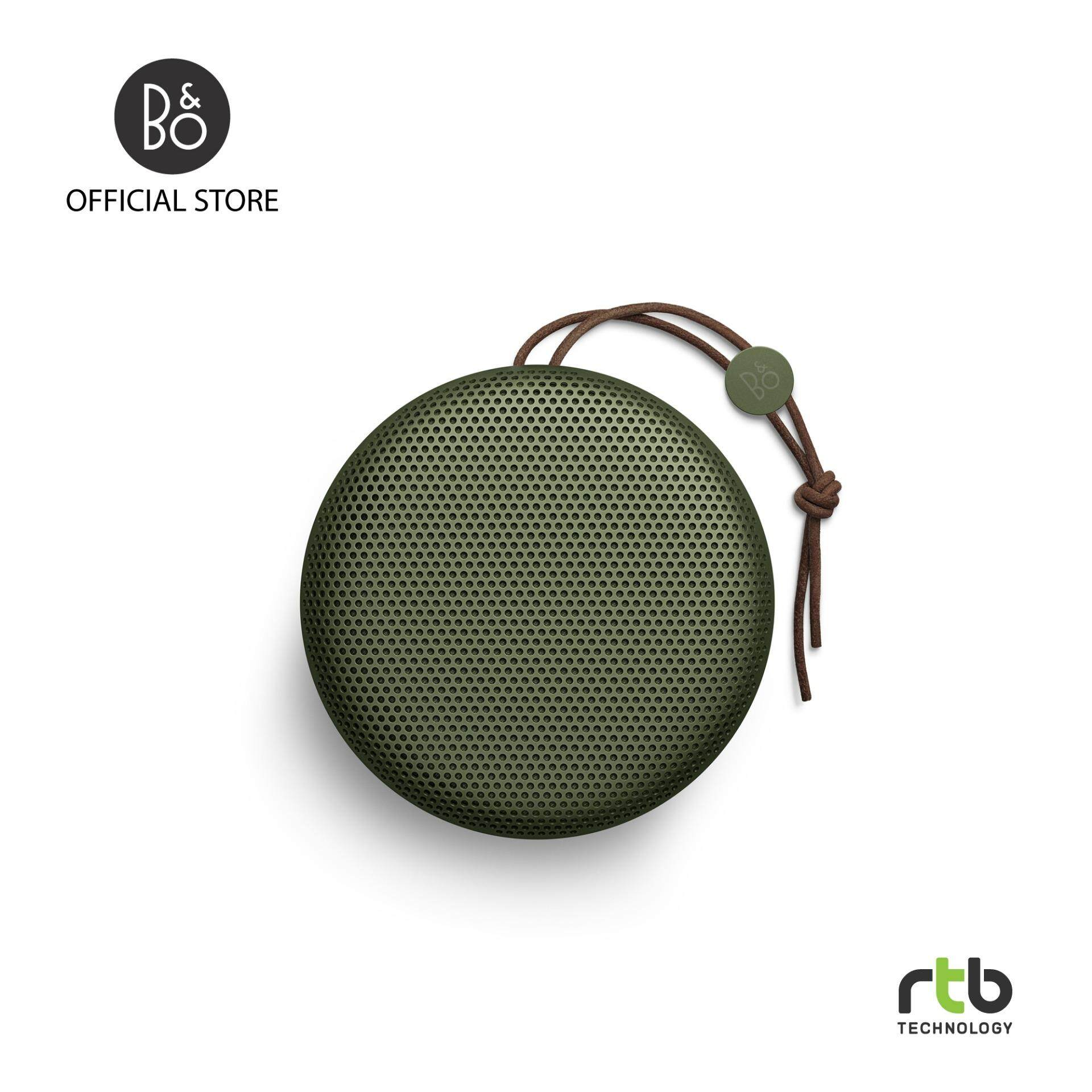 B&O Portable Speaker รุ่น BeoPlay A1 - Moss Green