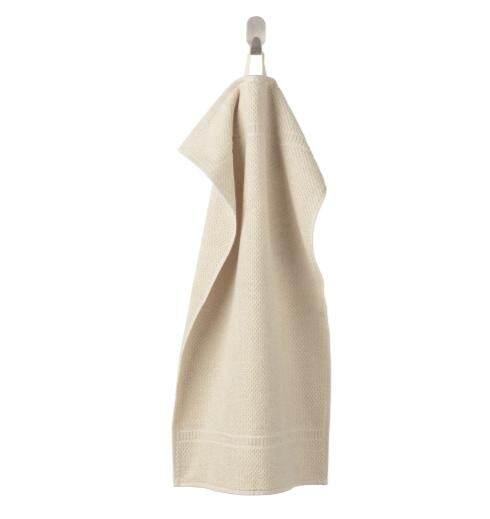 FRÄJEN ผ้าเช็ดมือ ผ้าเช็ด อุปกรณ์ห้องน้ำ อุปกรณ์ห้องครัว ความยาว 70 ซม.ผ้าฝ้ายเทอร์รีเนื้อหนาปานกลาง ให้สัมผัสนุ่มและซึมซับดีเยี่ยม มีหลายสีหลายขนาดให้เลือก