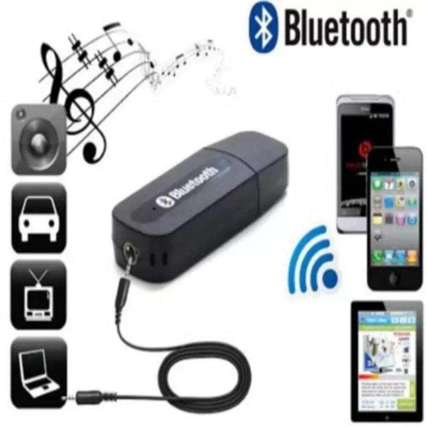 USB Wireless Bluetooth Music Stereo Receiver Adapter AMP Dongle Audio home speaker 3.5mm