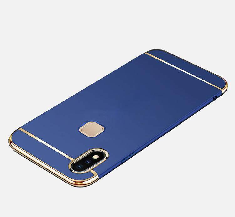 Hình thu nhỏ For Vivo V9 Case Vivo Y85 Cover KOOSUK Luxury 3 in1 Phone Protective Back Case For vivo v9 Cover PC Shockproof Skin Coque - intl