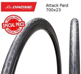 1x CHAOYANG Attack Pard 700x23 HippoSkin 30Tpi Road Bike Bicycle Tyre [W311007]
