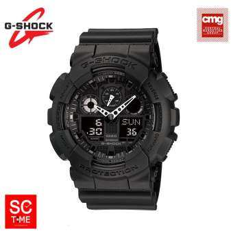 Casio G-shock GA-100-1A1DR (ประกัน CMG)