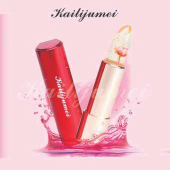 Kailijumei Jelly Lipstick #BarbiePink