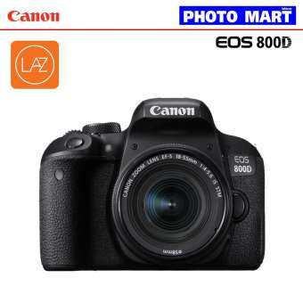 Canon EOS 800D kit 18-55 mm. IS STM(รับประกัน 1 ปี)