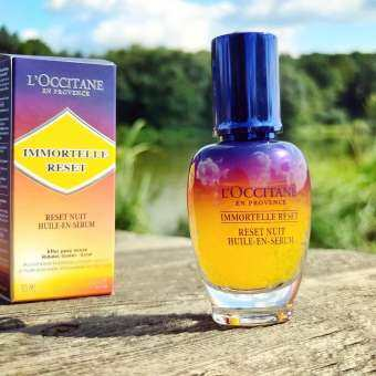 L'OCCITANE IMMORTELLE RESET OIL-IN-SERUM 30 mL