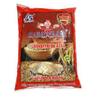 KC ATTA  WHOLE WHEAT FLOUR 5 KG