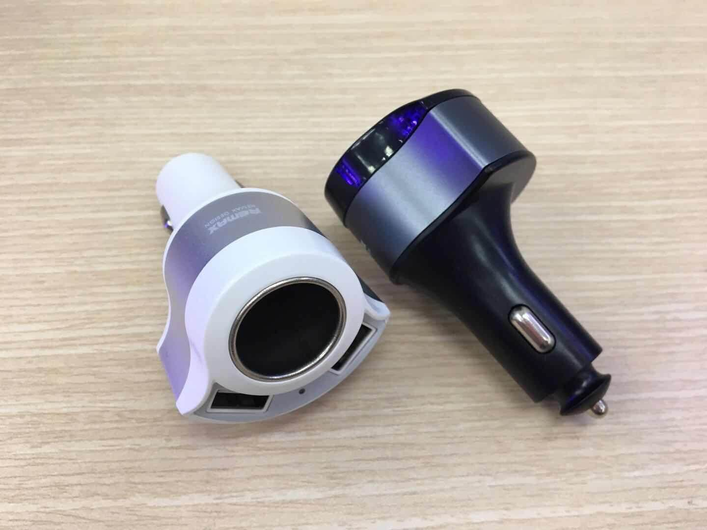 REMAX RCC-218 Car Charger 2USB/4.8A (ของแท้100%)