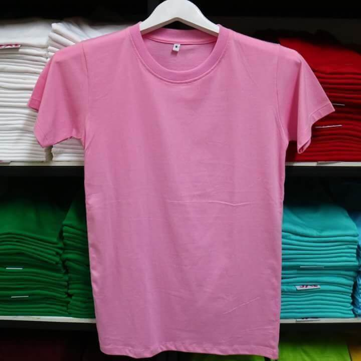 T-Shirt-Pure-Cotton 100%-Made in Thailand-Soft-Cotton-T-Shirt