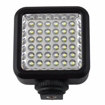 36 LED VIDEO LIGHT 4W 160LM for Nikon,Canon,DV Camcorder, GoPro or Sports Camera+Charger