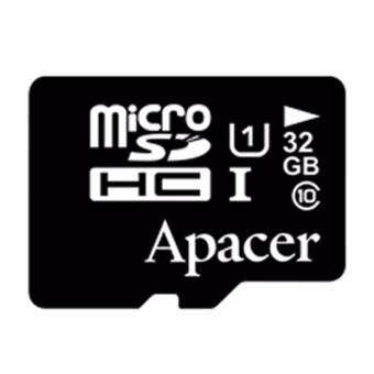 APACER DIGITAL MEDIA CARD 32 GB MICRO SD CARD Apacer Class 10 (AP32GMCSH10U1-R)
