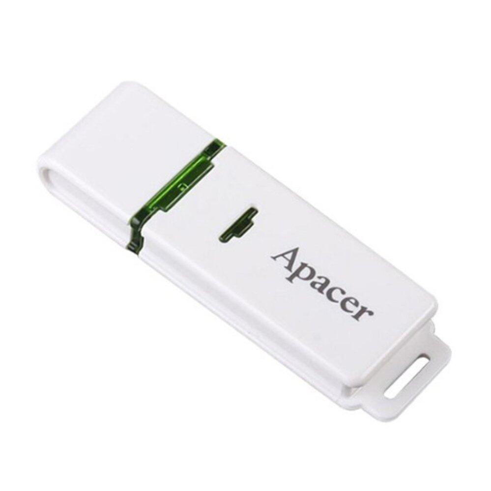 APACER FLASH DRIVE 8 GB. AH223 (WHITE)