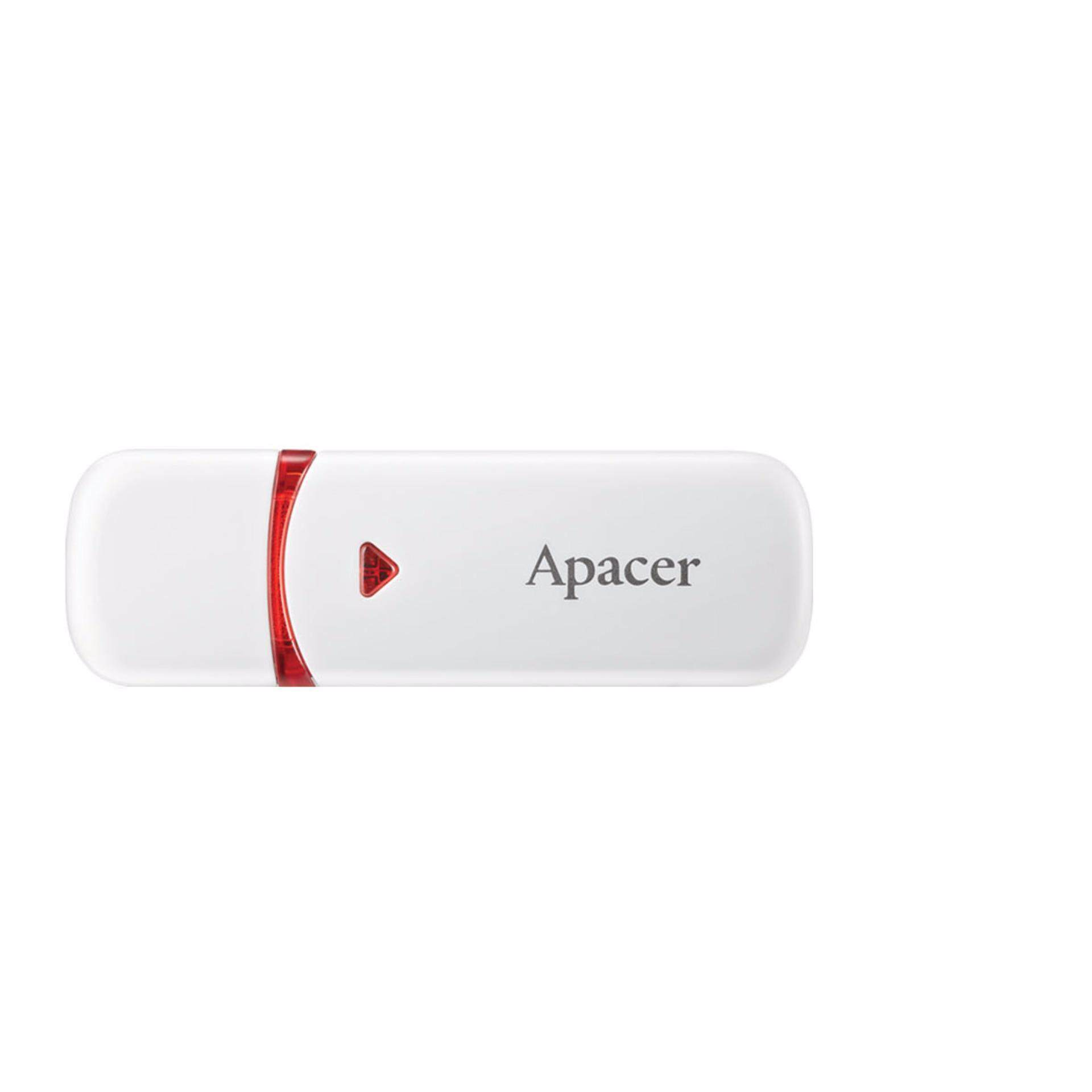 Apacer Flash Drive Sterno AH333  32GB - White